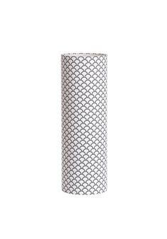 CODEINEDECO a sélectionné pour vous cette lampe tube à poser XXL tissu Haro, de la marque Fabuleuse Factory Série limitée fabriquée en France.