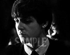 """The Beatles Paul McCartney Wall Art Print 14 x 11"""""""