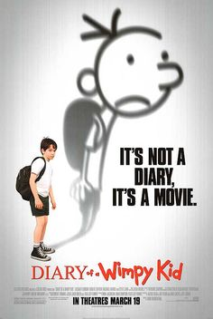 Diary Of A Wimpy Kid movie posters at movie poster warehouse movieposter.com