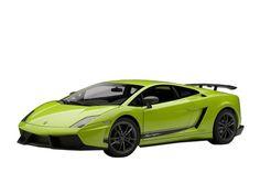 F/S AUTOart LAMBORGHINI GALLARDO LP570-4 SUPERLEGGERA 74659 1/18 Scale Model Car #AUTOart #LAMBORGHINI