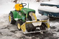 http://www.mobilehomerepairtips.com/snowremovaltools.php has some information how to choose the snow removal tools for your home.