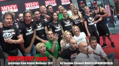 WHY SPORT greetings from RIMINI WELLNESS 2017