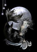Erte Art - Pearl by Shanina Conway