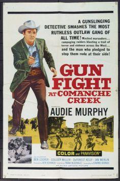 Gunfight At Comanche Creek [Edizione: Stati Uniti] [Reino Unido] [DVD] Broderick Crawford, Lee Van Cleef, Anne Bancroft, Tony Curtis, Western Film, Western Movies, Original Movie Posters, Movie Poster Art, Kingston