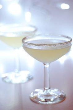 The Spiced Pear Margarita