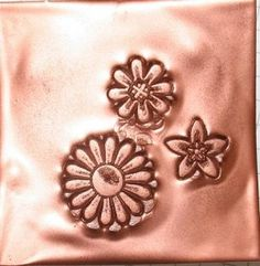 Faux Metal with Embossing Powder Technique and cardstock. Tutorial by Beate Johns. Splitcoaststampers
