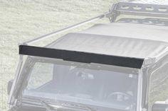 LoD Easy Access Sliding Roof Rack Air Deflector