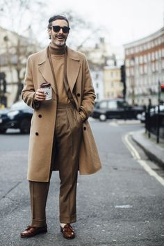 London Fashion Week Men's Street Style Fall 2018 Day 1 - The Impression