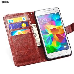 Case for Samsung Galaxy Core Prime Cove Samsung G360 G360H case Flip Wallet Case Phone Coque PU Leather for G360 G360H cover