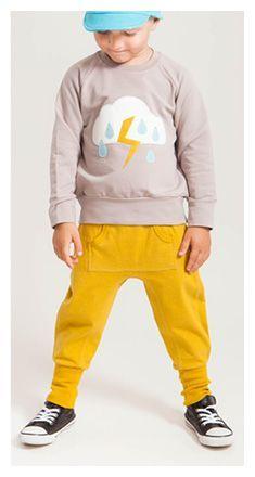 BAGGY Trousers | Nosh.fi ENGLISH - 50/56 & 122/128, Hose, Pumphose, Jogging Hose, bequeme Hose