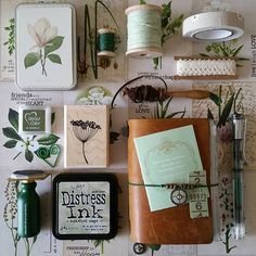 #garn #wire #string #stamps #plannercommunity #lamy #fountainpen #versacolor #green #distressink #quote #ranger #stationery #ribbonlace #paperaddict #rope #midoritravelersnotebook #Midori #travelersnotebook #mtn #ppsize #travelersstaredition #kaiserkraft #cards #botanic #botanical #paperclip #fabrictape #notebook #notebooks