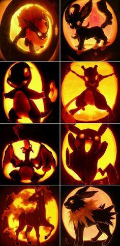 Calabazas de Hallowen