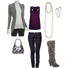 """Night out with the Girls"" by lisajessome on Polyvore"
