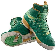 differently a792d 5c232 adidas sneakers   Adidas Jabba the Hutt Shoes  My Your Feet Are Slimy  Adidasskor,