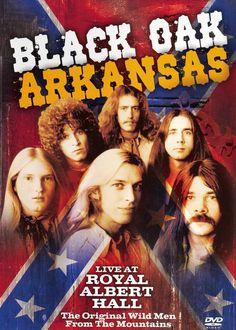 Black Oak Arkansas... Naperville Central HS.... 1975....