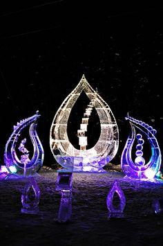 2012 BP World Ice Art Championships