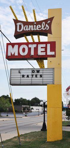 Daniel's Motel........La Salle, IL