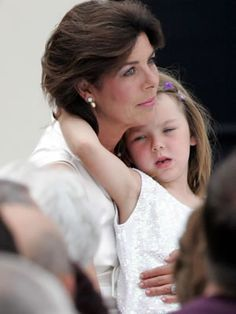 Princess Caroline of Monaco latest photos - HELLO! Princess Grace Kelly, Princess Stephanie, Princesa Alexandra, Monaco Royal Family, Royal Crowns, Royal Brides, Perfect Woman, Celebs, Celebrities