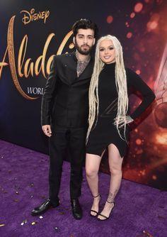 Aladdin LA Premiere: Zayn Malik looks nothing short of Prince Charming on the purple carpet | PINKVILLA