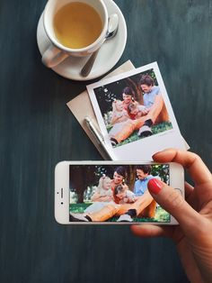 Make Thank You Cards Right from Your Instagram Photos from $1.30 | Premium Quality 100% recycled photo cards made in minutes.
