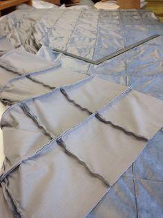 Anfertigung eines Bettkopfteils