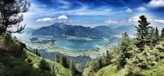 Attersee Austria, Mountains, Nature, Travel, Naturaleza, Viajes, Traveling, Natural, Tourism