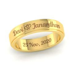 Gold Ring Designs, Gold Bangles Design, Black Gold Chain, Yellow Gold Rings, Couple Ring Design, Wedding Band, Wedding Rings, Sewing Collars, Indian Bridal Jewelry Sets