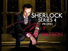 Fanmade Sherlock series 4 promo... I swear, the fanvids keep getting better and better. I need this more than I need air.