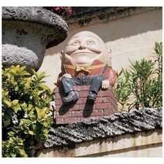 Humpty Dumpty from Toscano More