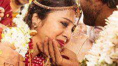 VJ Anjana's Mangalya Tharunam( Tying Knots) – A Fantastic Click  #Ezwed #Celebrity #Wedding #Anjana #KayalChandran