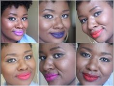 """Mac """"The Matte Lip"""" Lipstick Collection Swatches #Thepaintedlipsproject - YouTube"""