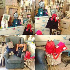 Ed ecco le mie creazioni finalmente in vendita a Trapani presso La Folleria in via Osorio n.°35, in pieno centro nel negozio di vintage, arredamento e artigianato più esclusivo della città! A cura...