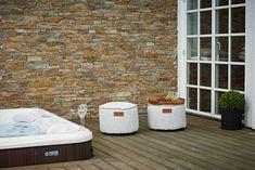 SACKit Hocker RETROit Cobana, schwarz drum Outdoor Bean Bag, Square, Home, Products, Modern Home Design, Nice Asses, Black, Haus, Homes