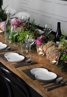 vipp flower event | table