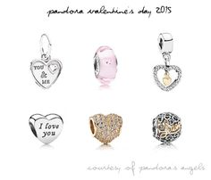 pandora valentines day 2015 charms 1