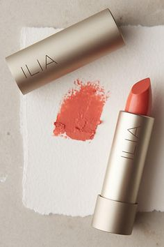 Ilia Tinted Lip Conditioner  Mix and match these of-the-moment hues to create a uniquely personalized shade.