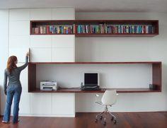 Prachtige werkruimte & kast op maat - studio-ei -- Meubelontwerp - kastontwerp - loft Amsterdam - interieur - www.studio-ei.nl