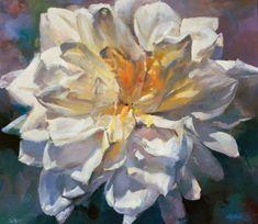 Flower II Canvas Art - Willem Haenraets x Flower Frame, Flower Art, Art Flowers, Watercolor Flowers, Watercolor Paintings, Watercolour, Acrylic Paintings, Framing Canvas Art, Art Zine