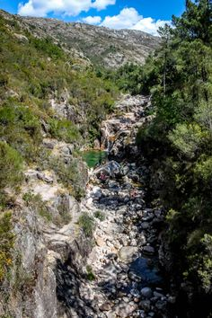 During my research about Gerês I found dozens of opinions and they all said the same: this beautiful waterfall was one of the most spectacular places in the National Park. Beautiful Waterfalls, National Parks, Places, Travel, Outdoor, Outdoors, Viajes, Trips, Outdoor Living