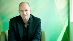 Daniel Ek, CEO & founder of Spotify