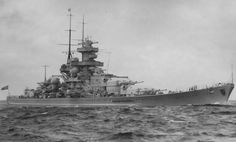 Kriegsmarine Scharnhorst