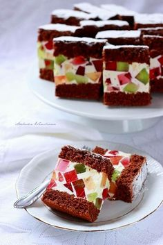 Ciasto mozaika2