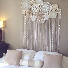 We have been such busy bees today working on all your orders for Special Order Crochet Wall Murals. There are so many beautiful crochet doilies we are working with and can't wait to share them with you! Alongside the scrambling we are getting together all your DIY Dreamcatcher Kits which will be heading out shortly!. Sweet dreams dreamers! ✨ ✨#TrueNorthDreamcatcher