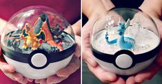 These Fantastic Pokemon Terrariums Are Better Than Any Snowglobe