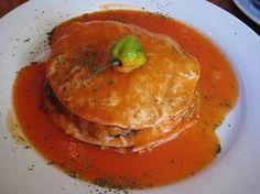 Cocina pan de cazón, tradicionalmente yucateco. Foto: Terra Networks México S.A. de C.V.