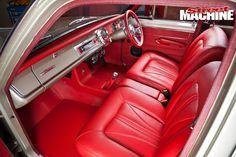 HR-Holden -interior -passenger Holden Australia, Aussie Muscle Cars, Year 2016, Drag Cars, Dashboards, Dream Garage, Gauges, Cool Cars, Car Seats