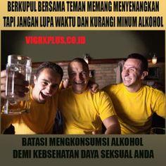 Mengkonsumsi Minuman Beralkohol Bisa Kurangi Libido