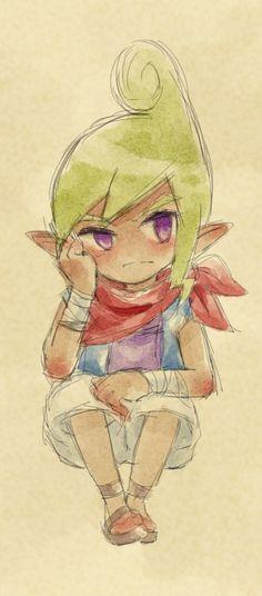 The Legend of Zelda: The Wind Waker and The Legend of Zelda: Phantom Hourglass, Tetra / 「なんからくがきまとめ」/「なぎも」のイラスト [pixiv] [04]