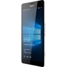 Microsoft Lumia 950 XL RM-1116 32GB Dual-SIM Smartphone (Unlocked White) $299.99 @ B&H Photo w/ Free Shipping