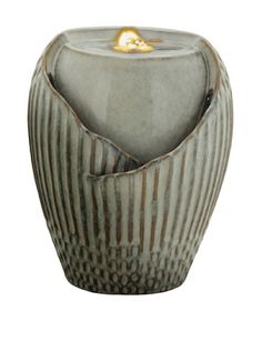 Pacific Decor Osaka LED Fountain 8 by 8 by 10Inch Sand ** See this great product. Note: It's an affiliate link to Amazon